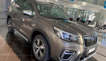 2021  Subaru Forester 2.5i-s Wagon