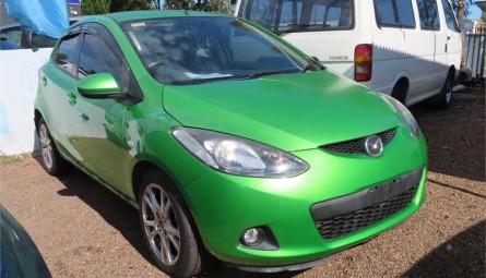 2011 Mazda 2 Neo Hatchback