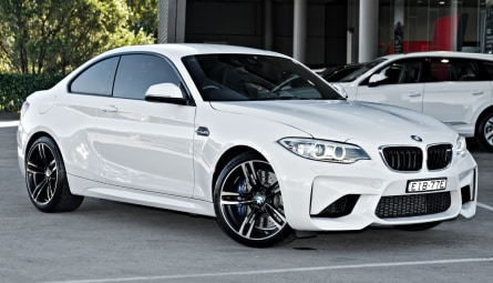 2017  BMW M2 Pure Coupe