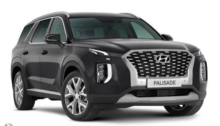 2021 Hyundai Palisade Highlander Wagon
