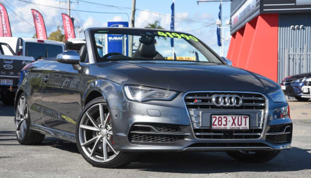 2014  Audi S3Cabriolet