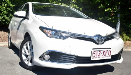 2017  Toyota Corolla Ascent Sport Hatchback