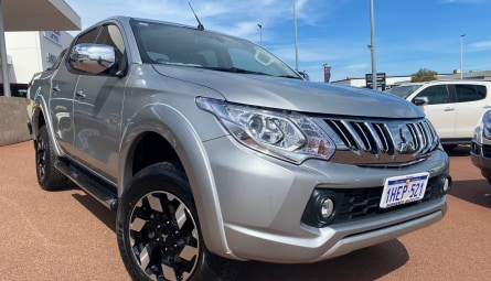 2016 Mitsubishi Triton Exceed Utility Double Cab