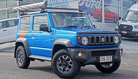 2019 Suzuki Jimny GLX Hardtop