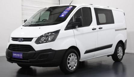 2017 FORD TRANSIT CUSTOM 290S Van