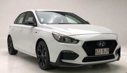 2019  Hyundai i30 N Line Hatchback