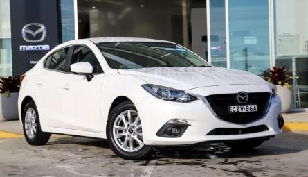 2015  Mazda 3 Maxx Sedan