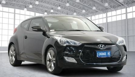 2014  Hyundai VelosterCoupe