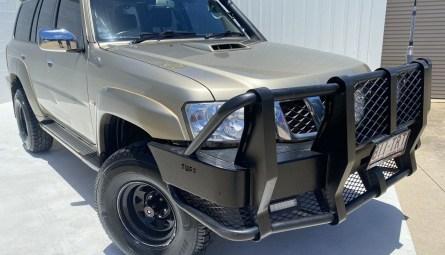 2013 Nissan Patrol ST Wagon