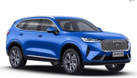 2021  Haval H6 Ultra Wagon