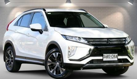 2020  Mitsubishi Eclipse Cross Ls Wagon