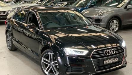 2018  Audi A3Sedan
