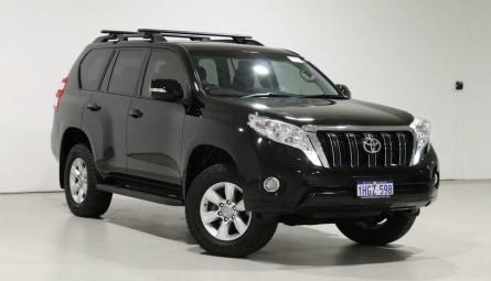 2014 Toyota Landcruiser Prado GXL Wagon