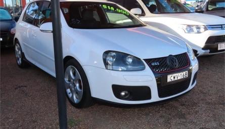 2008  Volkswagen Golf Gti Hatchback