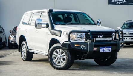 2011  Toyota Landcruiser Gxl Wagon