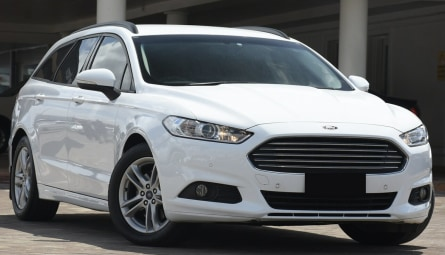 2016 Ford Mondeo Ambiente Wagon