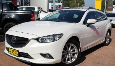 2013 Mazda 6 Touring Wagon