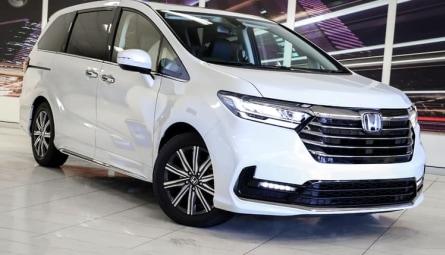 2020  Honda Odyssey Vi Lx7 Wagon