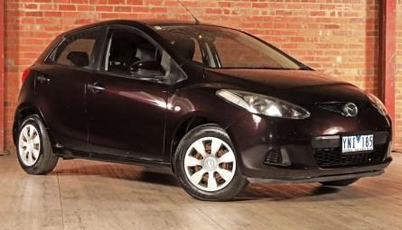 2008  Mazda 2 Neo Hatchback