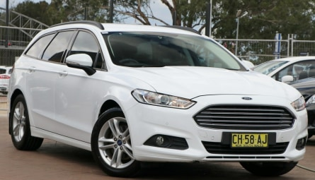 2015 Ford Mondeo Ambiente Wagon