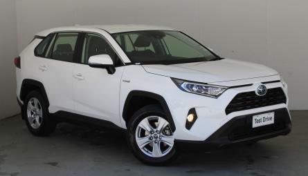 2019  Toyota RAV4 Gx Wagon