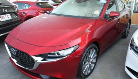 2021  Mazda 3 G20 Evolve Sedan