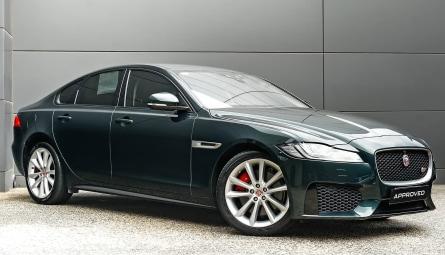 2016  Jaguar XF 30d S Sedan