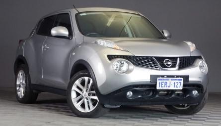2015 Nissan JUKE ST Hatchback