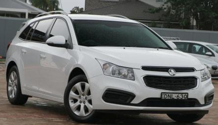 2016 Holden Cruze CD Sportwagon