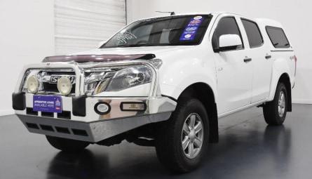 2016 ISUZU D-MAX LS-M Utility Crew Cab