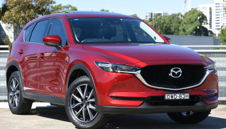 2018 Mazda CX-5 GT Wagon