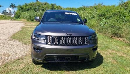 2020 Jeep Grand Cherokee Night Eagle Wagon