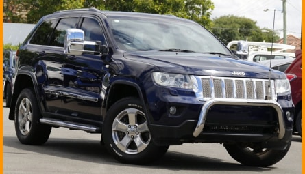 2012 Jeep Grand Cherokee Limited Wagon