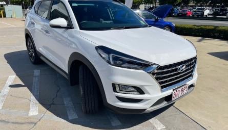 2020 Hyundai Tucson Highlander Wagon