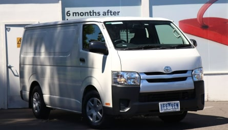 2015 Toyota HiAceVan