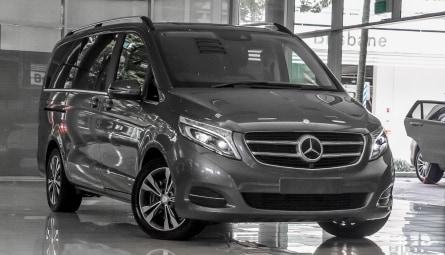 2017 Mercedes-Benz V-Class V250 d Avantgarde Wagon