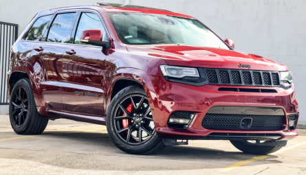 2018 Jeep Grand Cherokee SRT Wagon