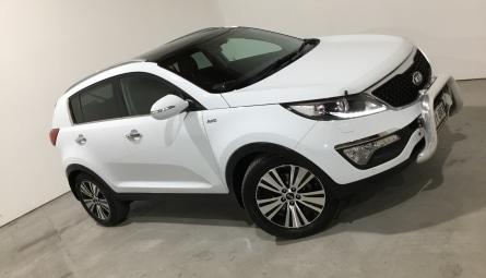 2014  Kia Sportage Platinum Wagon