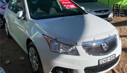 2012  Holden Cruze Cd Hatchback