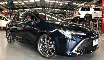 2020 Toyota Corolla ZR Hybrid Hatchback