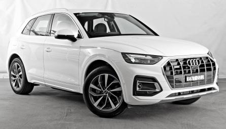 2021  Audi Q5 45 Tfsi Wagon