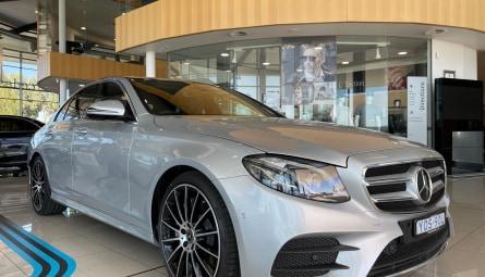 2020 Mercedes-Benz E-Class E300 Sedan