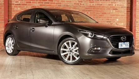 2018 Mazda 3 SP25 GT Hatchback