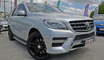 2014 Mercedes-Benz M-Class ML400 Wagon