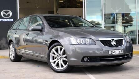2011 Holden CalaisSportwagon