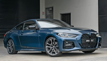 2020 BMW 4 Series 420i M Sport Coupe
