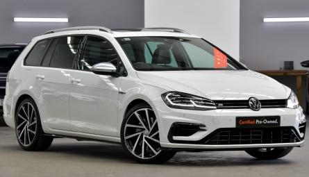 2020 Volkswagen Golf R Wagon