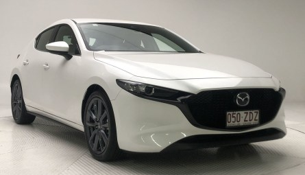 2019  Mazda 3 G20 Touring Hatchback
