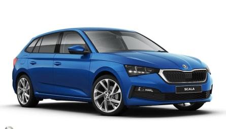 2021  SKODA Scala 110tsi Hatchback