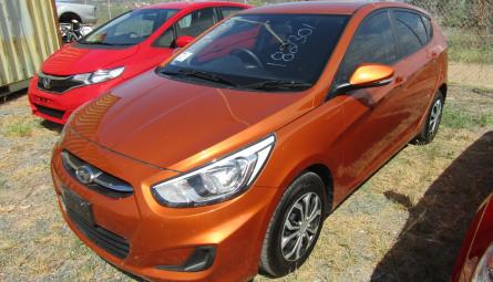2015 Hyundai Accent Active Hatchback